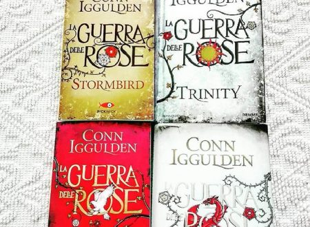 Recensione : La serie completa de: la Guerra delle Due Rose di Conn Iggulden