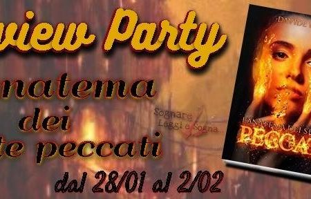 Review Party: L'anatema dei sette peccati