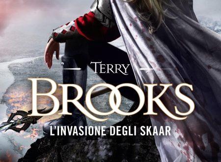 Segnalazione del Romanzo : La caduta di Shannara – L'invasione degli Skaar di Terry Brooks #2