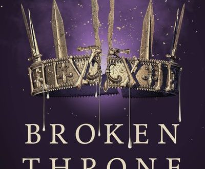 Segnalazione del Romanzo : Broken Throne di Victoria Aveyard