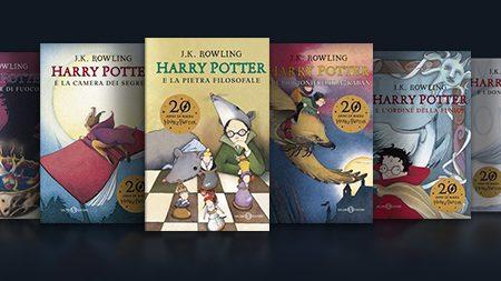 Recensione del Romanzo : Harry Potter – La saga completa di J.K. Rowling