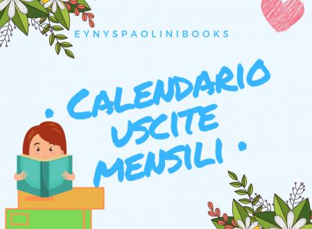 Calendario Libri in Uscita: Settembre – Ottobre