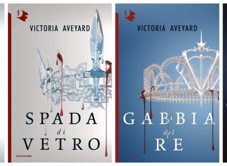Recensione del Romanzo : La saga della Regina Rossa di Victoria Aveyard