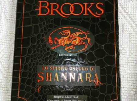 """Recensione di """" Lo Spirito Oscuro di Shannara"""" di Terry Brooks"""