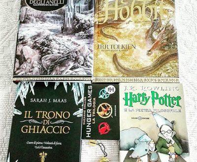 Recensione dei Romanzi: Animali Fantastici e Dove Trovarli primo e secondo volume di J.K. Rowling